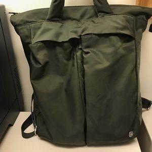 Lululemon City Adventurer Convertible Backpack
